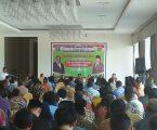 Wakil Bupati Sorong Buka Pertemuan Lintas Tokoh Agama