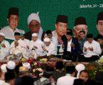 Presiden Ajak Ulama Jaga Kerukunan Bangsa di Tengah Pilkada