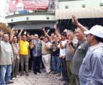 Drs. Wong Chun Sen Tarigan Singgahi Posko Relawan PONDASI Kota Medan