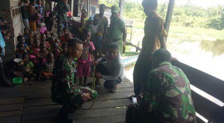 Tim Kesehatan TNI Butuh Waktu Untuk Mengatasi Gizi Buruk di Asmat