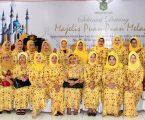 Ketua TP PKK Kota Medan Gelar Pengajian Bersama Puan Melayu