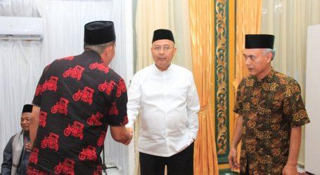 Wali Kota Gelar Pengajian  Dengan Pimpinan OPD Pemko Medan