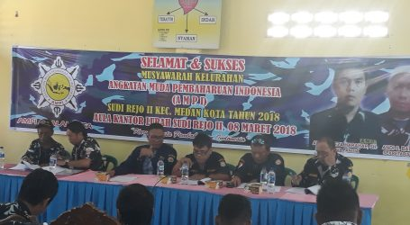 DPD AMPI Kota Medan Hadiri Musyawarah Sub Rayon AMPI Kelurahan Sudirejo II