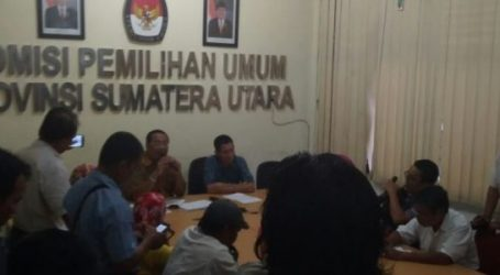 KPU Sumut Berikan Tanggapan Mengenai SKPI JR.Saragih