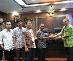 Komisi I DPRD Kampar Lakukan Studi Banding Kepegawaian Ke Pemko Medan