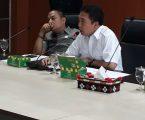 Komisi C DPRD Kota Medan Minta Agar Pembangunan Pasar Mini Marelan Untuk Sementara Di Stanvaskan