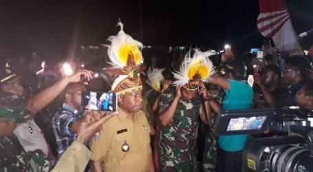 Menyikapi Persoalan Letak Pusat Pemerintahan, Gubernur Provinsi Papua Barat Kunjungi Kimurkek
