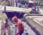 Wali Kota Medan Beri Perintah Dinas PU Atas Keluhan Warga Mengenai Drainase Yang Tersumbat