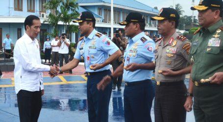 Presiden Jokowi Kunjungan Kerja ke Provinsi Jawa Timur