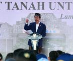 Presiden Serahkan 5.750 Sertifikat Di Lamongan