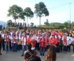 Ny Tri Tito Karnavian Tanam Pepohonan di Samosir