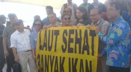 MKP: Kalau Kapal Jaring Trol Diperbolehkan di PB Maka Trumbu Karang Akan Habis