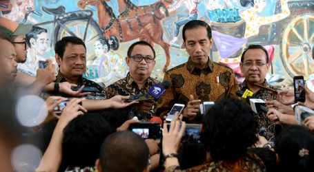 Presiden RI Menegaskan Pentingnya Menjunjung Tinggi Penegakkan Hukum Di Indonesia