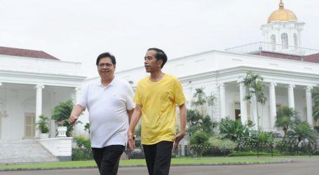 Pengamat Nilai Kehadiran Airlangga di Istana Bogor Sinyal Cawapres Cukup Besar