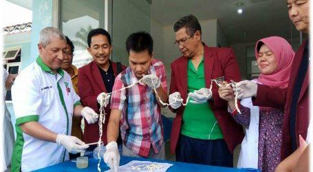Tiga Universitas Dari Jepang Melakukan Kerjasama Tangani Cacing Pita di Sumut