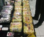 13 Kg Sabu dan 20 Ribu Butir Pil Extacy Berhasil Diamankan Unit Lantas Polsek Kualuh Hulu