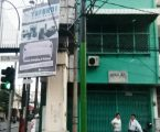DPRD Kota Medan Minta Papan Reklame di Jalan Asia Simpang Thamrin di Bongkar
