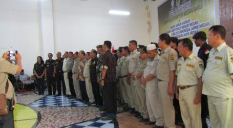 KBPP Polri Sektor Medan Baru Telah Dilantik Untuk Priode Tahun 2017 – 2022