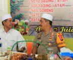 Wakapoldasu dan Beberapa Pejabat Utama Bersilatuhrahmi Kerumah Pengurus FPI Sumut
