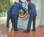 Hormati Dan Kenang Jasa Para Pahlawan,TNI-AU Wilayah Medan Ziarah Ke Makam Pahlawan