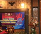 Kapolda Sumut Hadiri Kegiatan Sosialisasi Tentang UU KDRT, Dalam Rangka HUT Yayasan Kemala Bhayangkari Ke-38