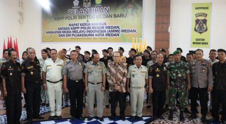 Walikota Medan Ajak KBPP Polri Sektor Medan Baru Tingkatkan SDM Dan Hidup Sehat tanpa Narkoba