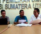 Ketua Karang Taruna Sumut Mendaftar Jadi Balon DPD RI Perwakilan Sumut