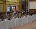 Komisi III DPR RI Sambangi Polda Sumut