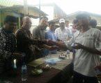 Anggota DPRD Medan, Ubaydillah Silaturahmi ke Warga Belawan