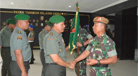 PANGDAM I/BB MAYJEN TNI IBNU TRIWIDODOBERANGKATKAN PELETON TANGKAS YON ARMED 2/105 TA.2018