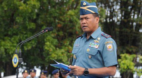 Danlantamal VI : Tantangan Dalam Waktu Dekat Adalah Pilkada Serentak 2018 Di 171 Daerah Se-Indonesia