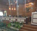 Bupati Asahan Sampaikan LKPJ TA 2017
