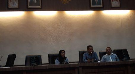Kepengurusan PersatuanWartawan Unit Pemko Medan Hasil Rapat Akbar Terbentuk