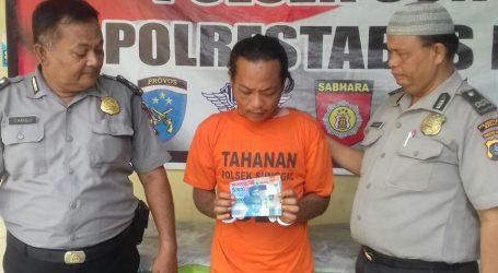 Polsek Sunggal Polrestabes Medan Ungkap Kasus Pencurian Sepeda Motor