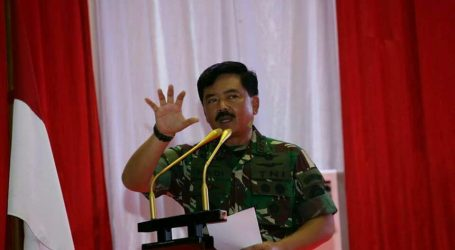 Panglima TNI : TNI-Polri Motivator Perekat Persatuan dan Kesatuan