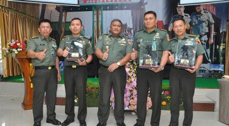 "Rumkit TK-III 04.06.01 Wijayakusuma Purwokerto Kembali Raih ""Hospital Award"" Rumkit TK-III TNI AD Terbaik"