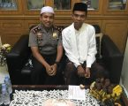 Kapolsek Sunggal Pimpin PAM Tabligh Akbar Ustad Abdul Somad
