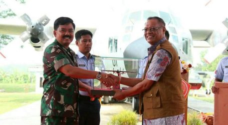 Panglima TNI : Generasi Penerus Tidak Akan Tahu Sejarah Tanpa Adanya Benda Sejarah