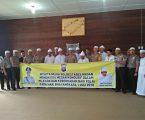 Kapolrestabes Medan Wisata Religi ke Basilam