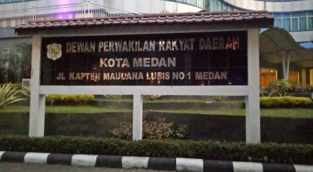 Pedagang Pasar Pringgan Ngadu Ke DPRD Kota Medan ?