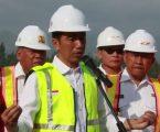 Presiden Tinjau Jembatan Holtekamp, Penghubung Kota Jayapura Dengan Distrik Muara Tami