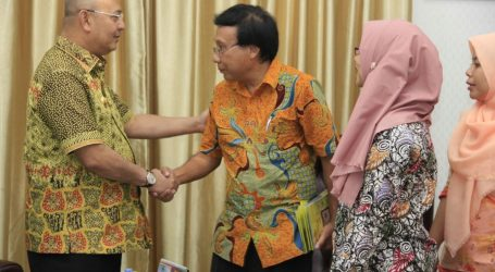Wali Kota Dukung Nama SM Amin  Jadi Nama Jalan Di Medan