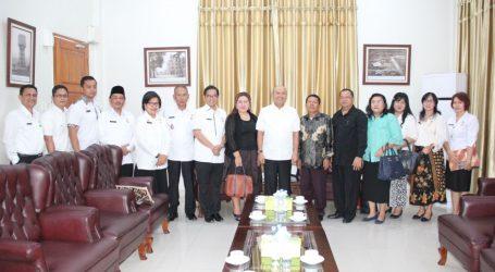 Wali kota Ajak Umat Kristiani Kota Medan Hadiri Paskah Oikumene Pemko Medan