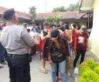 Puluhan WTS, Ratusan Miras Diamankan Polrestabes Medan