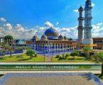 Masjid Agung As-Salam akan jadi Wisata Religi