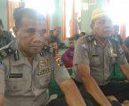 Polsek Sunggal Laksanakan Sholat Gaib Bagi 5 Orang Anggota Polri Yang Gugur di Mako Brimob Kelapa Dua Depok