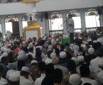 Ribuan Umat Muslim Asahan Antusias Hadiri Ceramah Ustadz Abdul Somad
