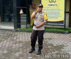 Wakapolrestabes Medan Pimpin Apel Siaga I di Polsek Medan Baru