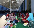 Jalin Silaturrahmi Sembari Nikmati Buka Bersama di Masjid Agung Kisaran