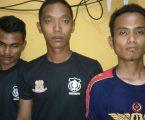Nyedot Sabu Dimushola, 3 Satpam Disedot Polisi ke Penjara